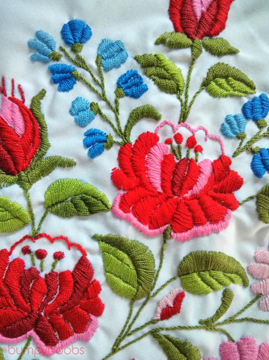 Anna Stitching Hungarian
