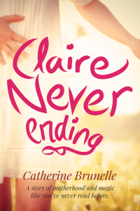 ClaireNeverEnding Front Cover New